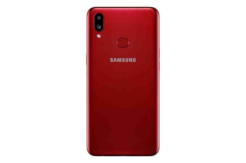 Galaxy-A10s_Red_Back