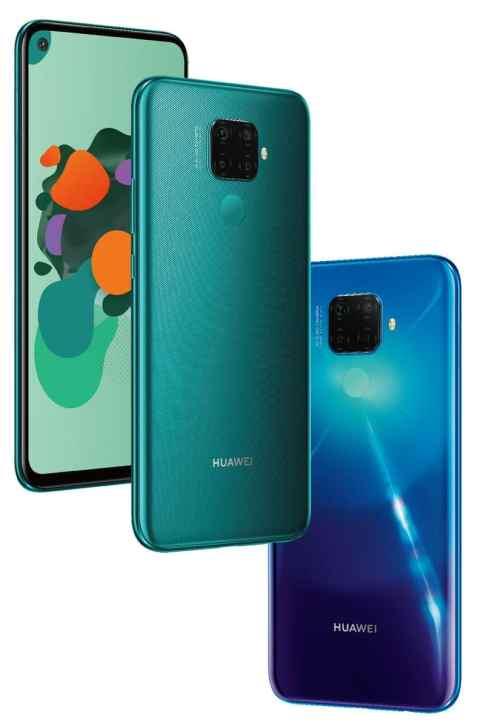 Huawei Mate30 Lite / Kuva: Evan Blass