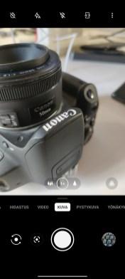 OxygenOS 11 kamera
