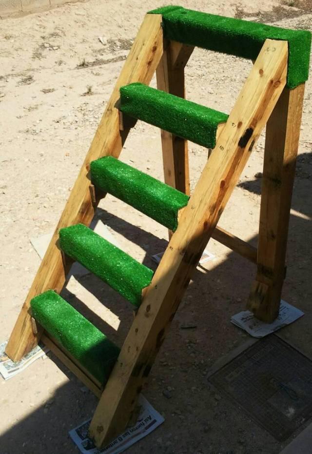 C mo hacer una escalera c mo lo puedo hacer for Materiales para hacer una escalera