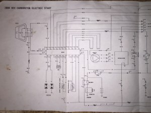 2004 Ski Doo Rev Wiring Diagram  Wiring Diagram