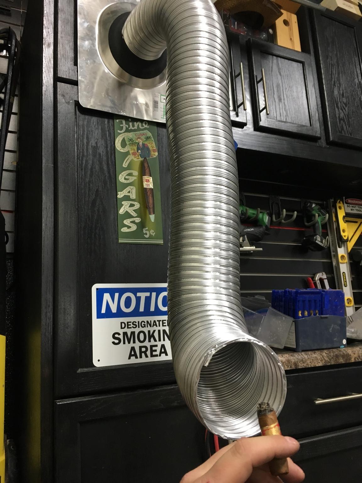 my garage exhaust system botl