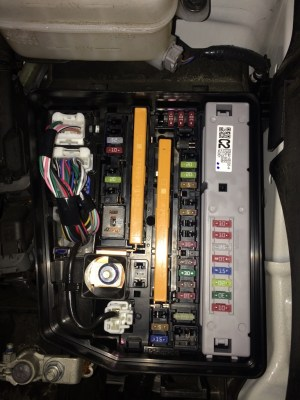 AC power outlet fuse on 2016 HL  Toyota Nation Forum : Toyota Car and Truck Forums