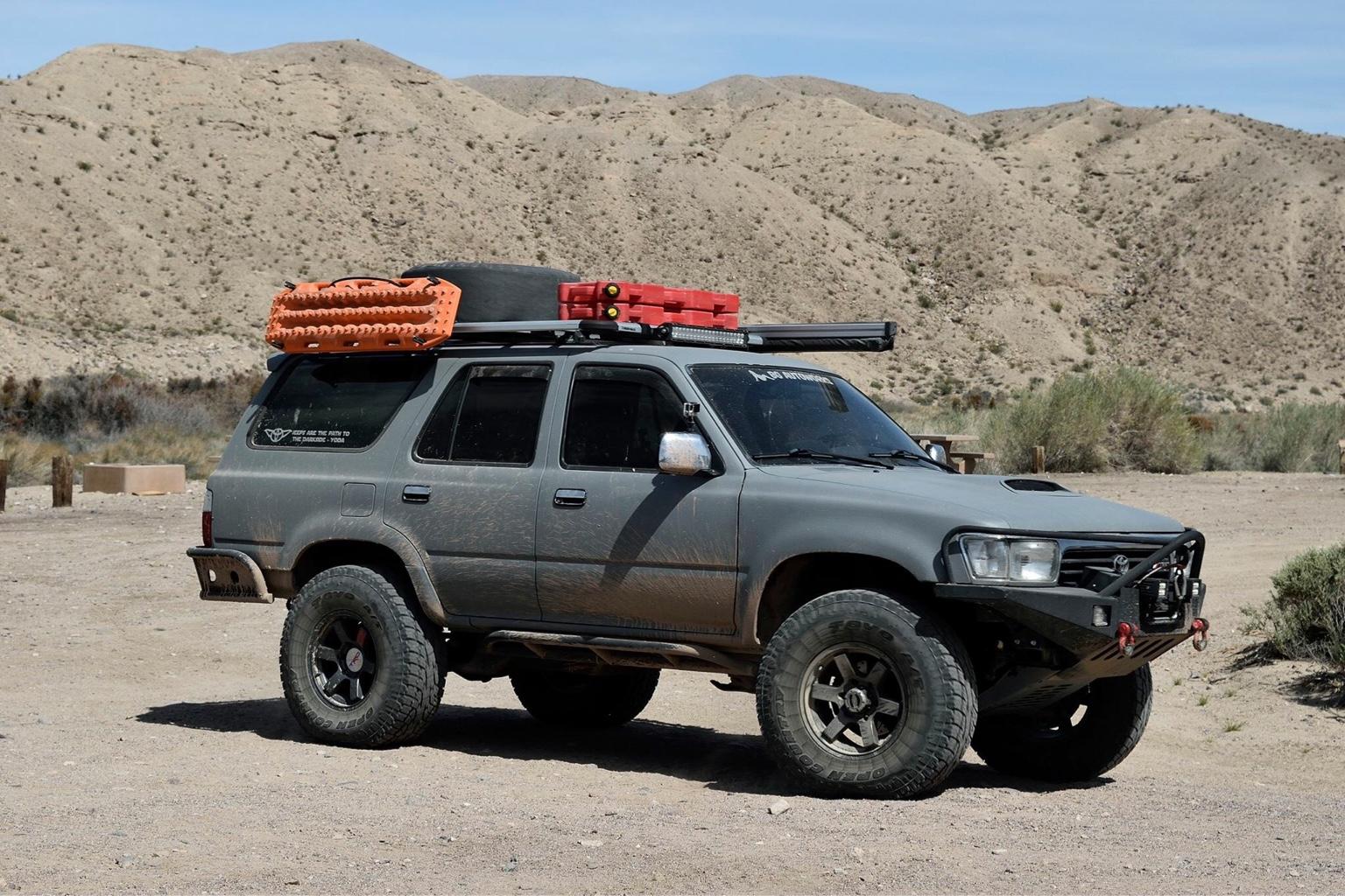 4runner roof racks expedition portal