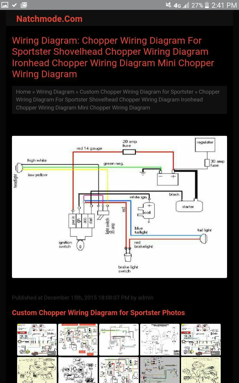 harley chopper wiring diagram harley image wiring harley chopper wiring diagram harley auto wiring diagram schematic on harley chopper wiring diagram