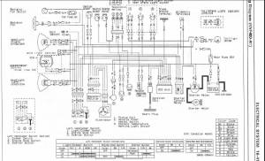 Kawasaki ATV Forum  95' Bayou 300 extra blue wire in