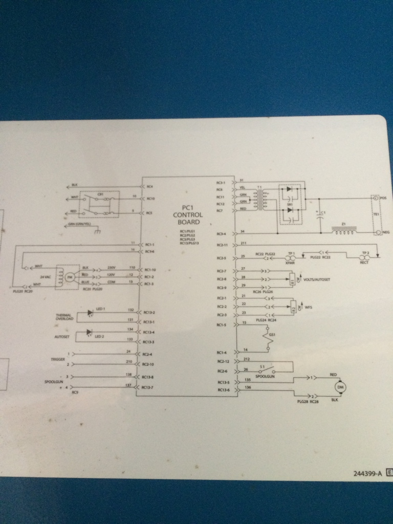 For An Old Lincoln Ac 225 Welder Wiring Diagram Schematic Diagrams Ac225s Magneto