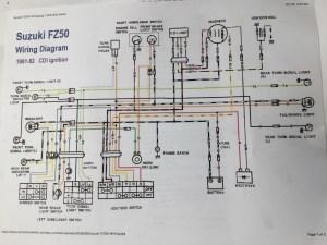 6v mago CDI system, head scratcher