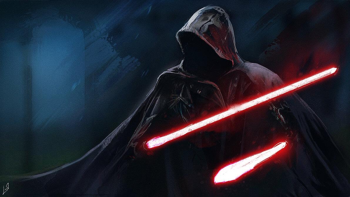 Star Wars Force Sensitive Bounty Hunters