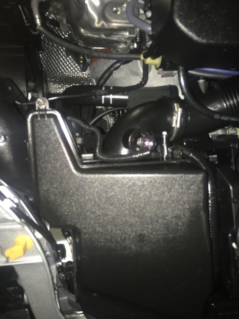 K N Cold Air Intake Ford Focus 2017