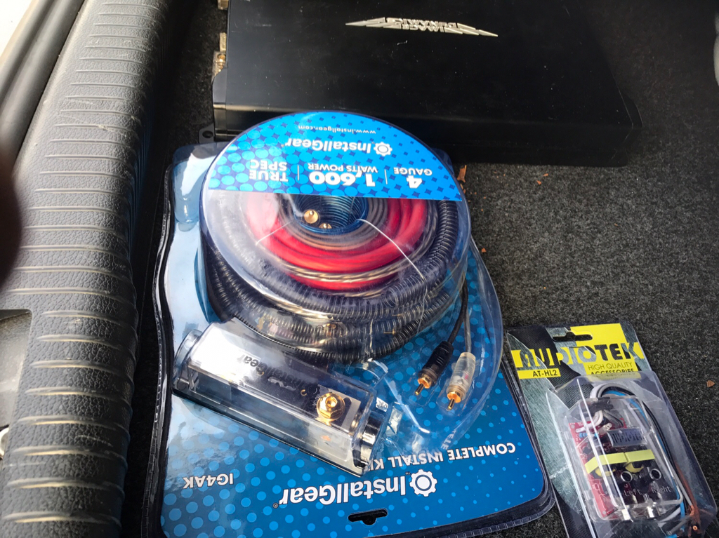 Mk5 Mk6 JL Audio Subwoofer W/Custom Box