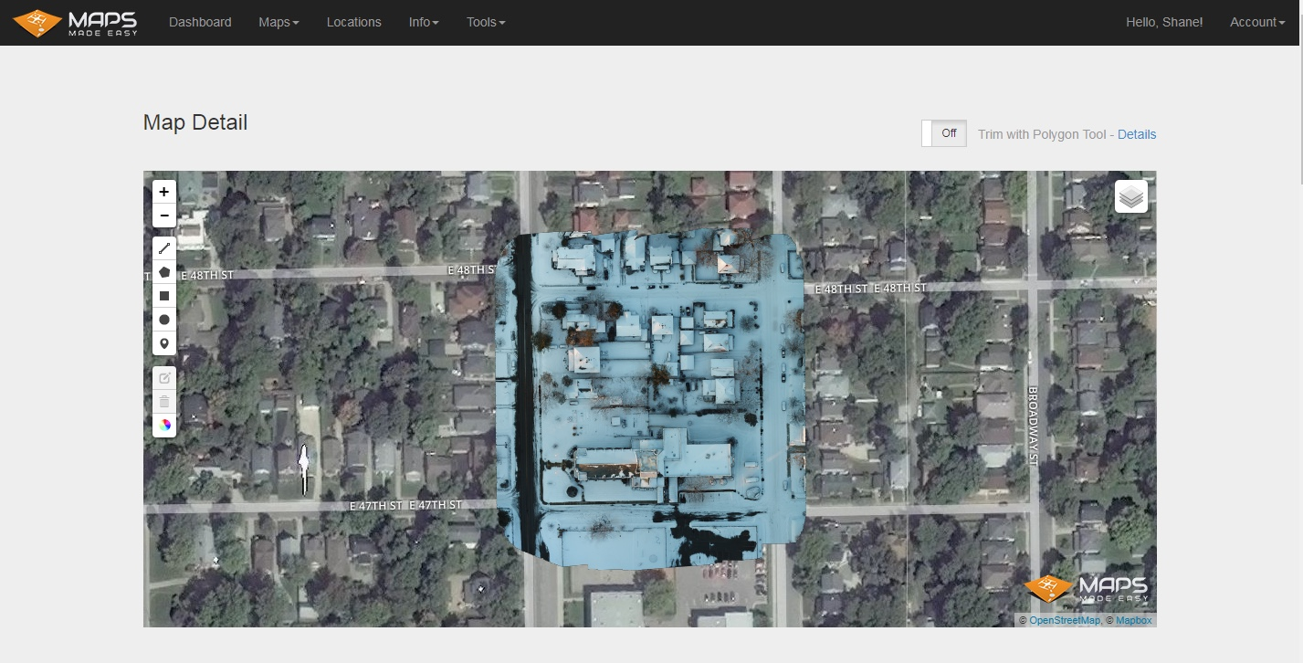 Mapping App Software   DJI Mavic Drone Forum First Map