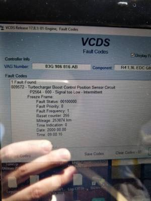 p2564 signal too low code | VW TDI forum, Audi, Porsche, and Chevy Cruze diesel forum