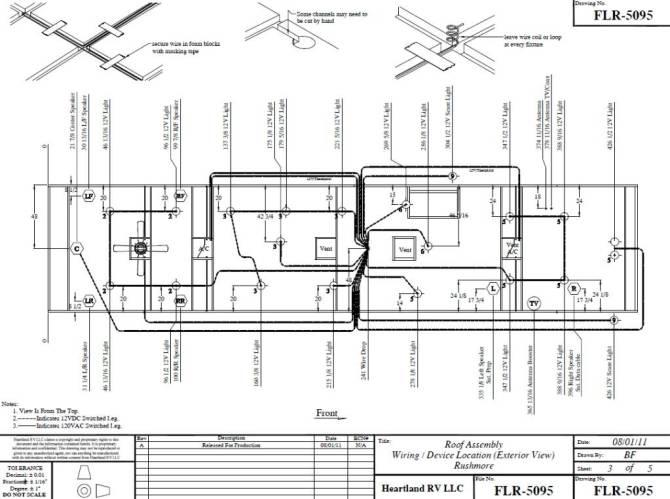 needed coax wiring diagram for 2016 landmark newport built