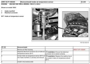 air intake temperature error  MercedesBenz Forum