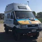 Simon S Iveco Daily 40 10 4x4 Expedition Portal