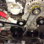 Bypass The Power Steering Pump At The Track Chevy Trailblazer Ss Forum