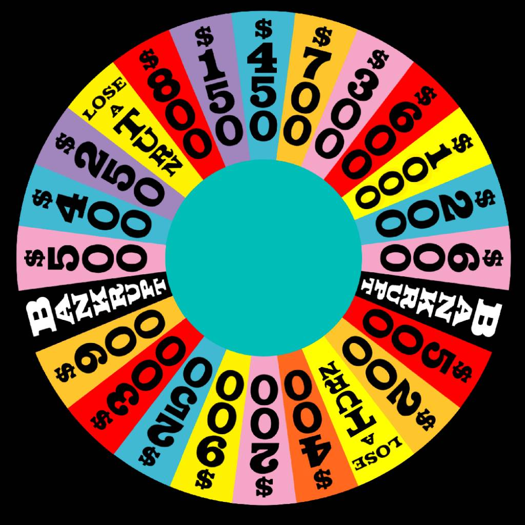 My Custom Wheel Of Fortune Layouts And Logos