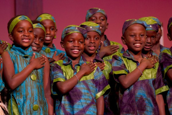 African Children's Choir to Perform in Newton - News - TAPinto