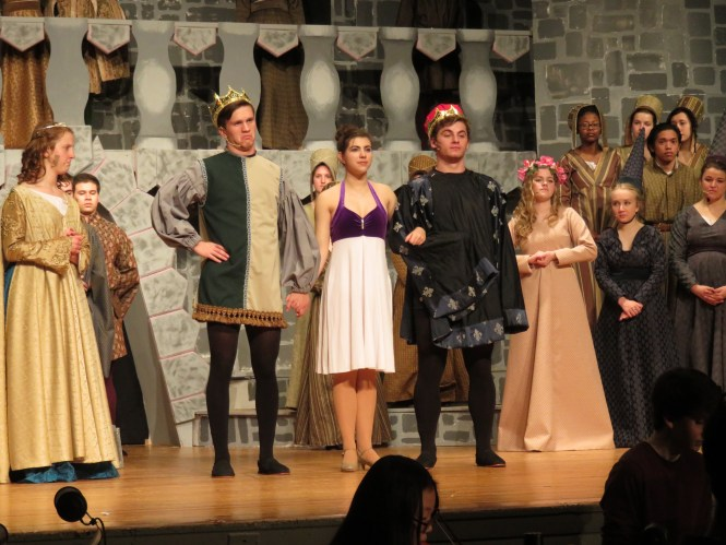 Once Upon A Mattress To Hit Newton High School S Stage This Week News Tapinto