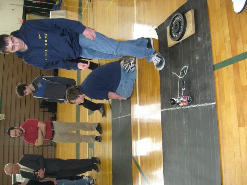 Area high school students participate in Hydrogen Fuel ...