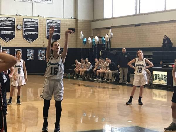 Girls Basketball: Johnson Crusaders Defeat Governor ...