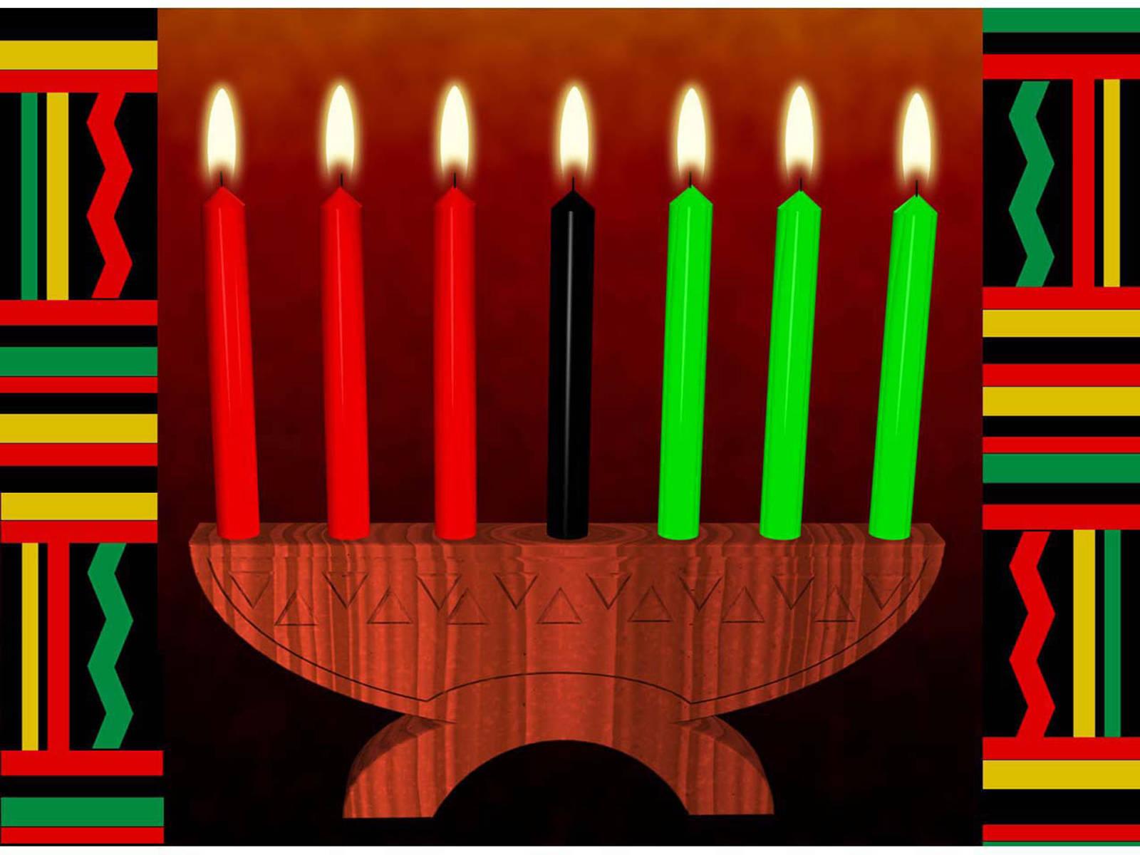 28th Annual Kwanzaa Celebration At Mpl Dec 11