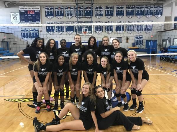 Girls Volleyball: Union Catholic Wins 9th Straight Match ...