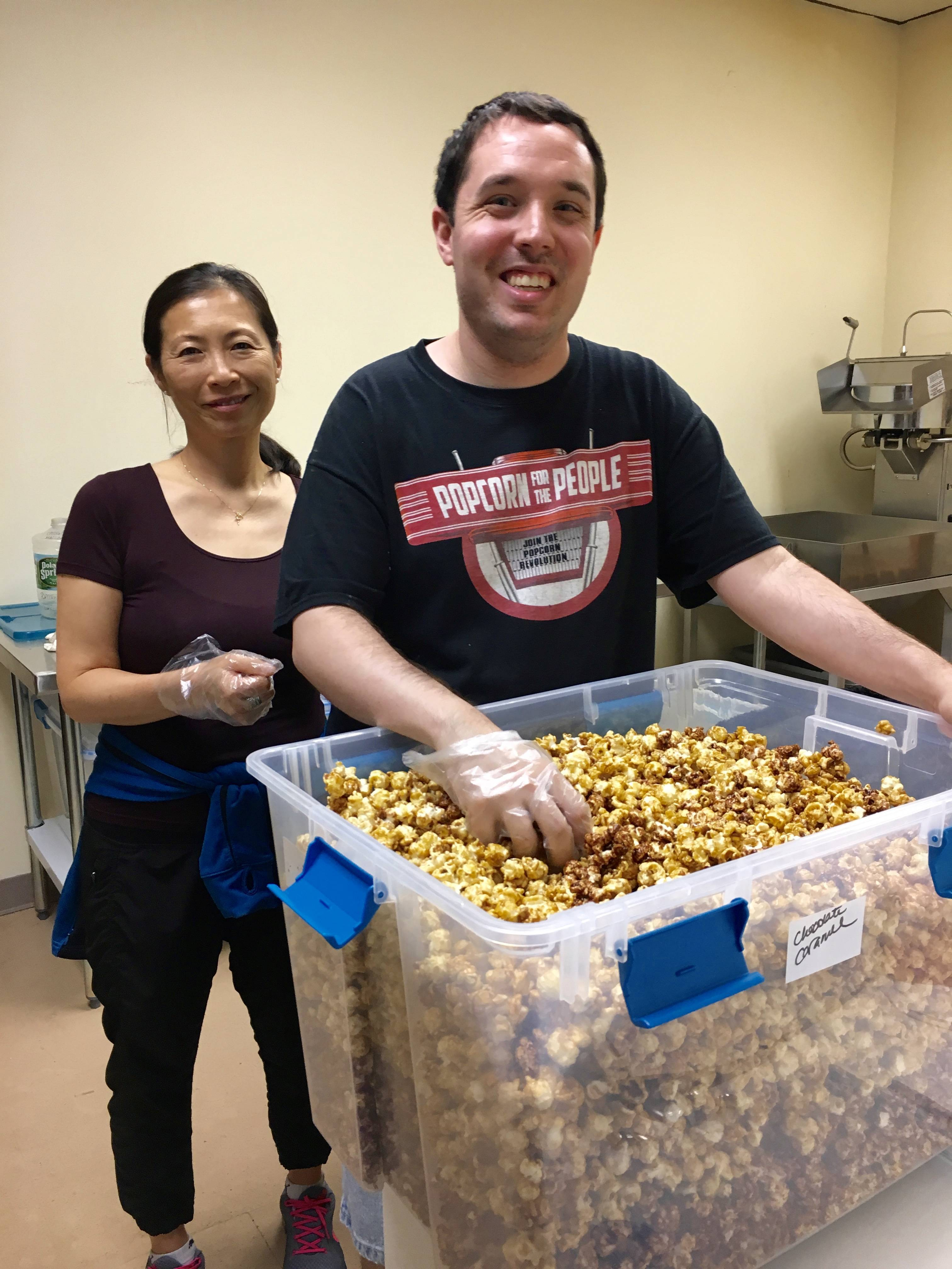 Popcorn For The People Gets A New Home Courtesy Of A