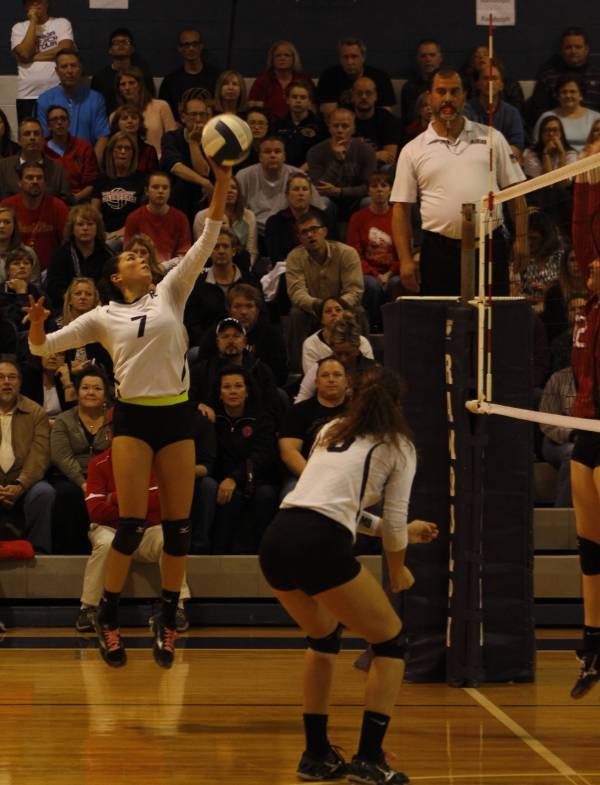 Randolph Girls Volleyball's Magical Season Ends in County ...