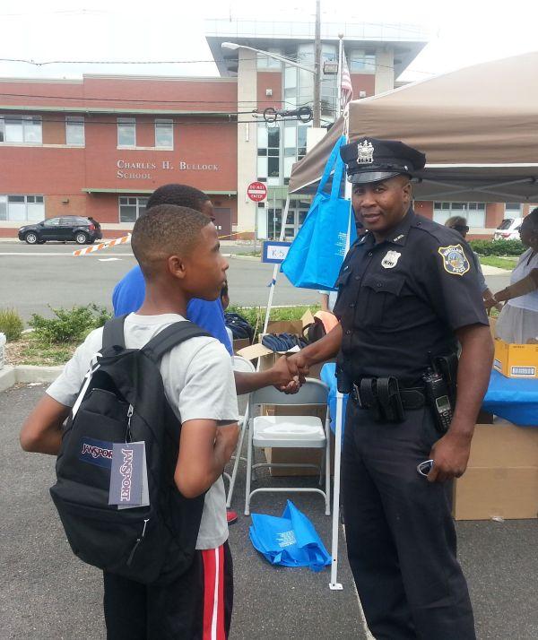Montclair's Minority Police Officers Team Up to Prepare ...