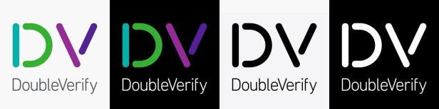 Opciones oscuras y claras como parte del proceso de diseño del logotipo