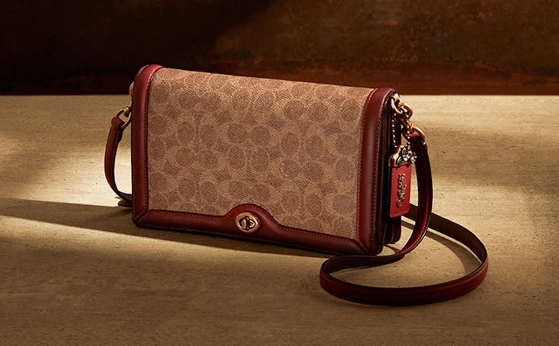 coach luxe brand design