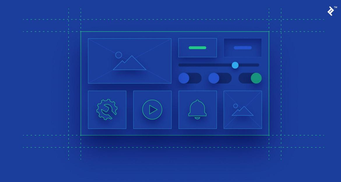 UI design best practices and tips and tricks