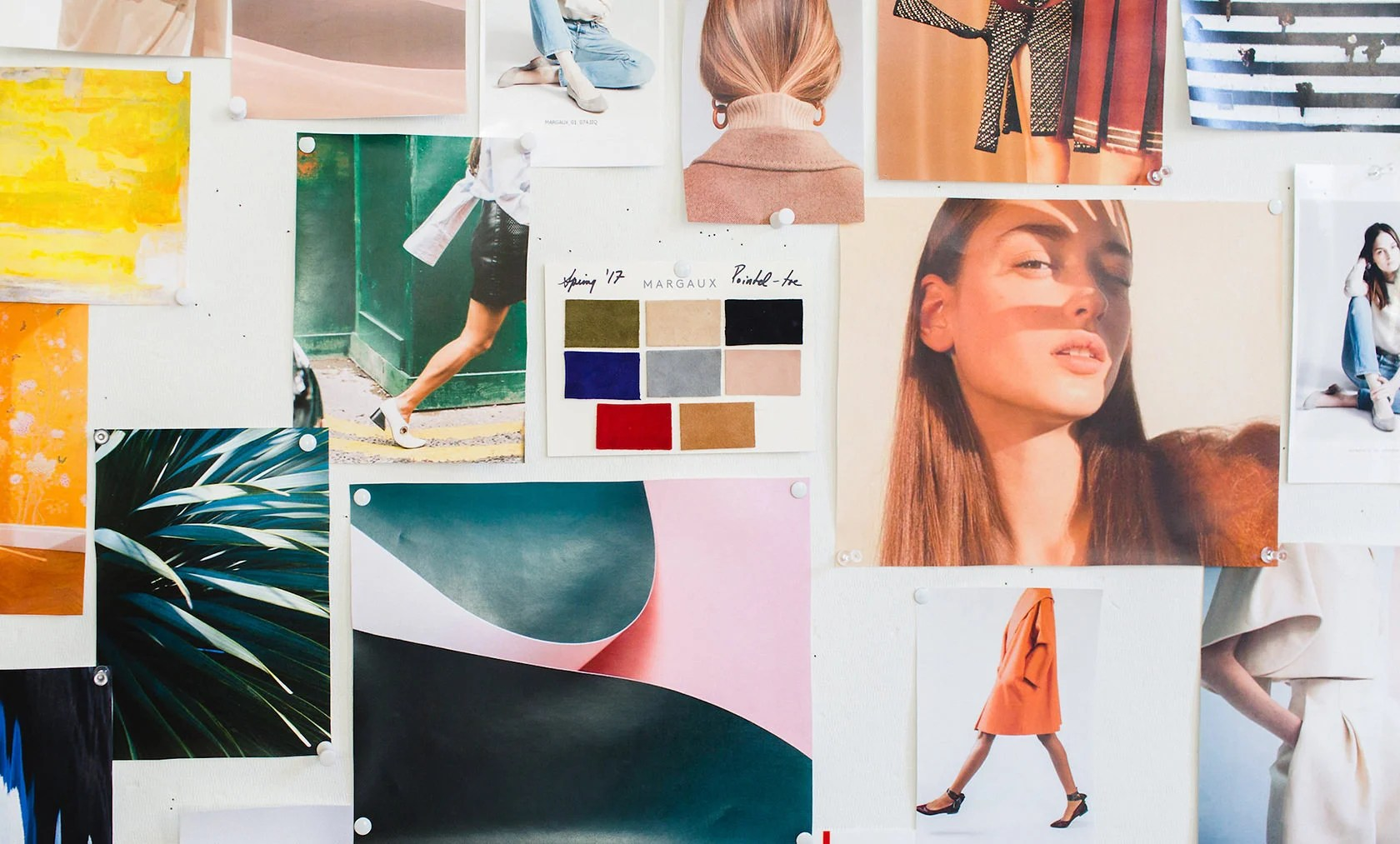 Use Your Inspiration A Guide To Mood Boards
