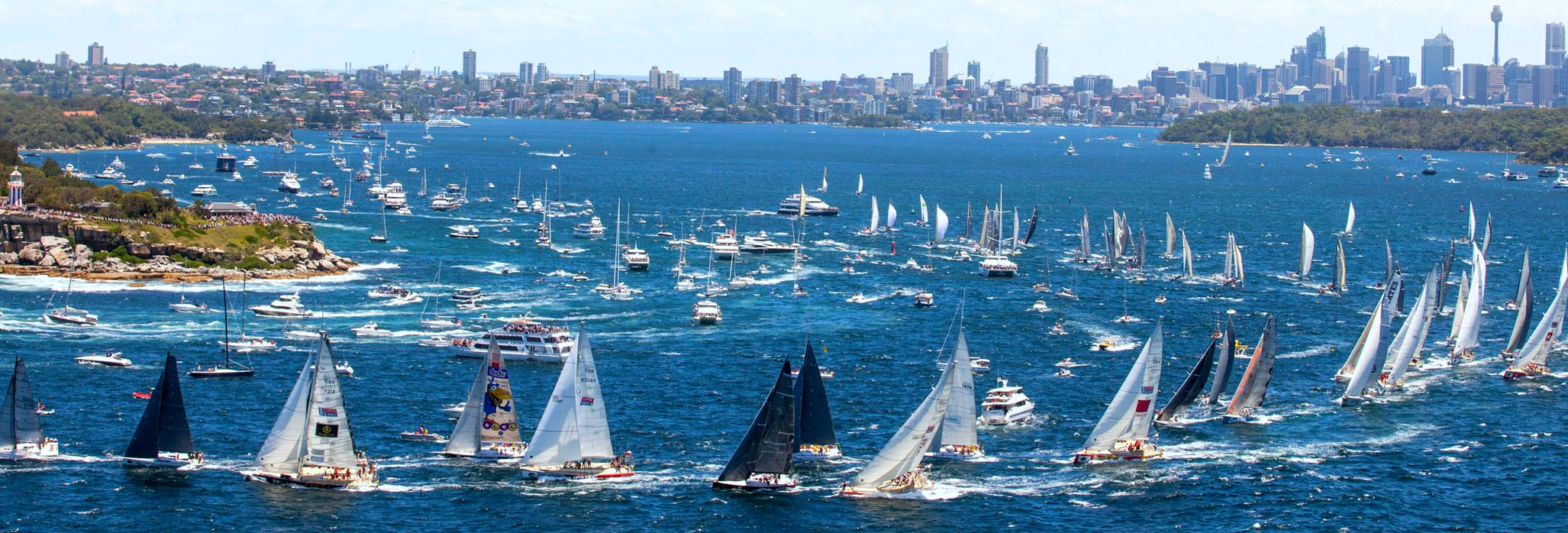 Rolex Sydney Hobart Yacht Race Villages