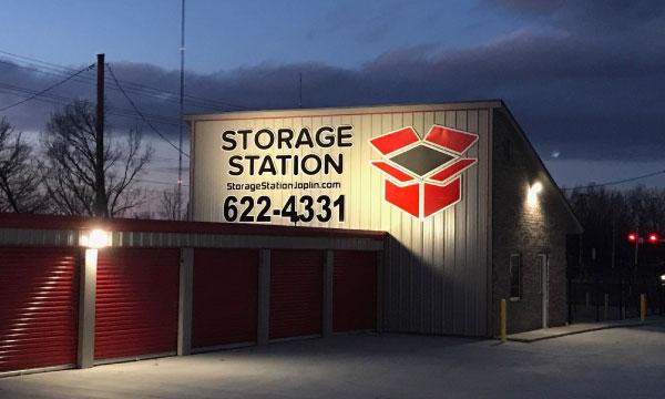 storage station storage station