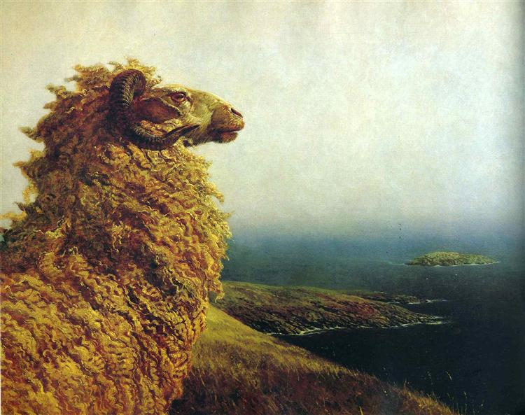 The Islander - Wyeth Jamie