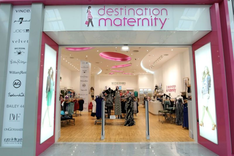 b05ad807bf8 Destination Maternity Company Profile Office Locations
