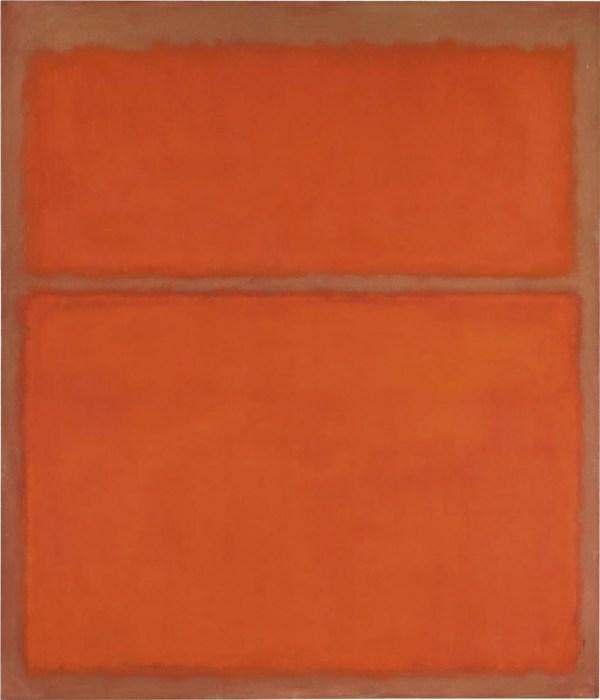Untitled, 1961 - Mark Rothko - WikiArt.org