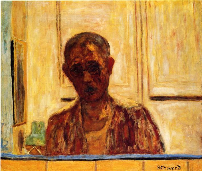 Self Portrait Pierre Bonnard