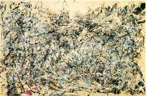 No. 1 - Jackson Pollock
