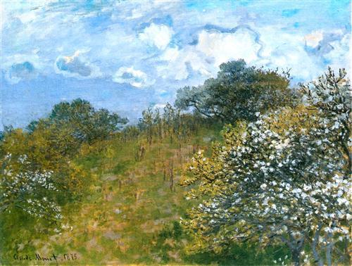 Springtime - Claude Monet