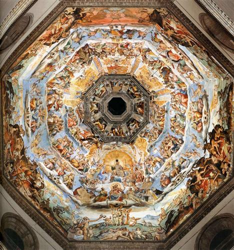 The Last Judgment  - Giorgio Vasari