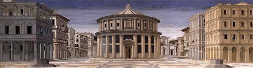 Ideal City - Piero della Francesca