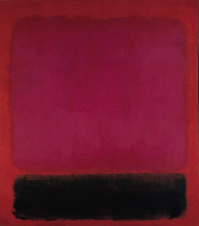 Untitled, 1967 - Mark Rothko - WikiArt.org