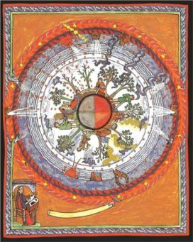 The Cycle of the Seasons - Hildegard of Bingen - WikiArt.org