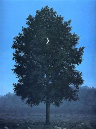 Sixteenth of September, 1956 - Rene Magritte