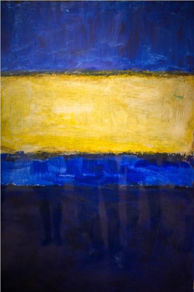 Untitled, 1968 - Mark Rothko - WikiArt.org