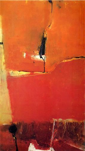 Sausalito - Richard Diebenkorn
